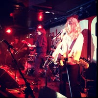 Photo taken at 100 Club by jamie on 4/4/2012