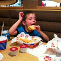 Photo taken at Dairy Queen by Becky W. on 2/17/2012