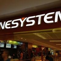 Photo taken at Cinesystem Cinemas by Dirceu B. on 7/6/2012