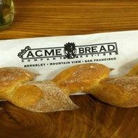 Photo taken at Acme Bread Company by Christina H. on 9/7/2012