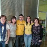 รูปภาพถ่ายที่ Muskizko Liburutegia โดย Noemí G. เมื่อ 5/23/2012