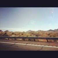 Photo taken at Town of Quartzsite by Tanya ❤ S. on 3/9/2012