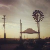Photo taken at Shack Up Inn by Brandon J. on 8/5/2012