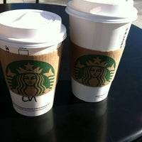 Photo taken at Starbucks by Andrea S. on 2/27/2012