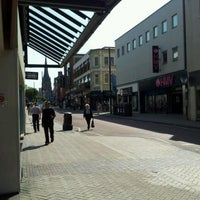 Photo taken at St George's Shopping Centre by UKTim on 5/28/2012