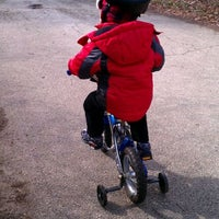 Photo taken at Ridley Creek State Park Playground by Chrissie D. on 2/25/2012