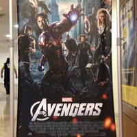 Photo taken at UCI Cinemas by Disegni D. on 4/30/2012