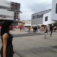 Photo taken at Art | 43 | Basel by Alberto S. on 6/17/2012