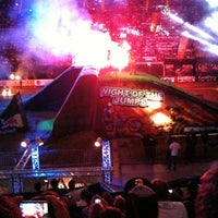 Photo taken at Olympiahalle by GermanNYJetsFan on 4/28/2012