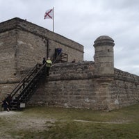 Photo taken at Fort Matanzas National Monument by Jim R. on 3/11/2012