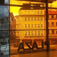 Photo taken at Liberec Plaza by Michal W. on 7/22/2012