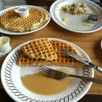 Photo taken at Waffle House by Jaimie G. on 5/25/2012