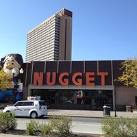 Photo taken at Nugget Casino Resort by Jonathan H. on 5/5/2012