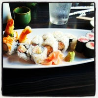 Photo taken at Sushi Koji by Zach G. on 4/7/2012