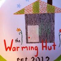 Foto tomada en The Warming Hut por Rik N. el 8/16/2012