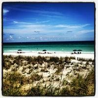 Photo taken at Destin Beach by Koby K. on 7/7/2012