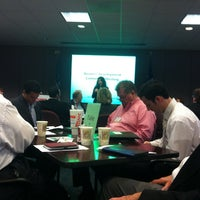 Photo taken at Greater Houston Partnership by Adam S. on 3/23/2012