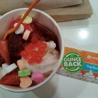 Photo taken at Orange Leaf by Sabrina B. on 2/18/2012