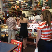 Photo taken at Forest Hills Bagels by dada D. on 6/3/2012