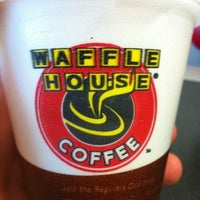 Photo taken at Waffle House by Matthew C. on 8/9/2012