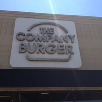 Photo taken at The Company Burger by Greg C. on 4/19/2012
