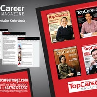 Photo taken at Top Career Magazine by 'Violet' Y. on 9/7/2012