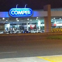 Photo taken at Comper by Cintia P. on 2/12/2012