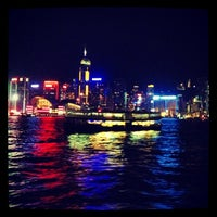Photo taken at Victoria Harbour by Germaine C. on 7/28/2012