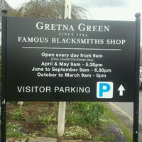 Photo taken at Gretna Green by Marco D. on 4/16/2012