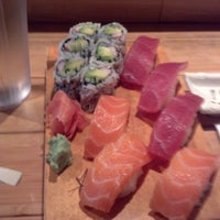 Photo taken at Wasabi Sushi by Joe M. on 7/13/2012