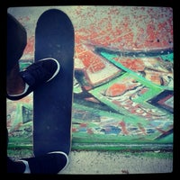 Photo taken at Skate Park by Angel G. on 9/10/2012
