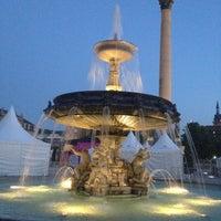 5/24/2012에 Natasha M.님이 Schlossplatz에서 찍은 사진