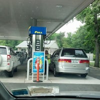 Photo taken at Mobil Northbound by Melody d. on 8/8/2012