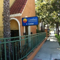 Photo taken at Comfort Inn & Suites Near the Home Depot Center by Jose B. on 8/12/2012