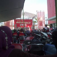 Photo taken at Parkiran Kediri Town Square by ito w. on 4/29/2012