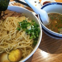 Photo taken at Kambi Ramen House by Naochib on 6/8/2012