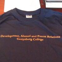Photo taken at Gettysburg College - Pennsylvania Hall by Lynn B. on 8/3/2012
