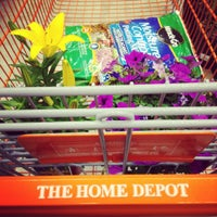 Photo Taken At The Home Depot By Victoria L On 8 5 2012