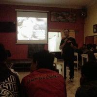Photo taken at Kedai Ayee by Maulana Odie P. on 6/27/2012