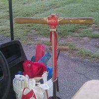 Photo taken at Briar Bay Golf Course by Dedrick B. on 7/18/2012