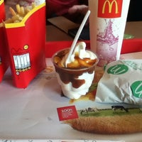 Photo taken at McDonald's by Кирилл М. on 4/29/2012