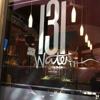 Das Foto wurde bei 131 Water Kitchen & Bar von RAOUL P. am 5/14/2012 aufgenommen
