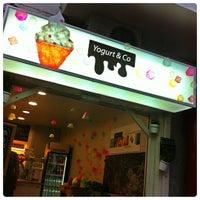 Photo taken at Yogurt & Co by Jose M. on 8/23/2012