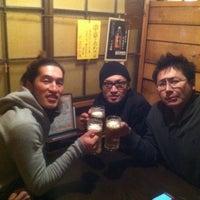 Photo taken at 居酒屋プレジャー by Shuhei T. on 3/26/2012
