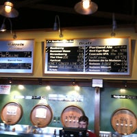 Photo taken at Cascade Brewing Barrel House by Eddie C. on 9/7/2012