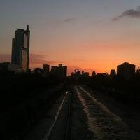 Foto tirada no(a) Puente Peatonal Condell por Carolina R. em 2/15/2012