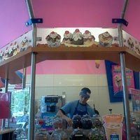 Photo taken at Baskin-Robbins by Christina W. on 4/6/2012