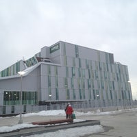 Photo taken at Algonquin College - CA Building by Marcella A. on 2/21/2012