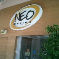 Photo taken at Neo Design Interiores by Ana R. on 3/22/2012