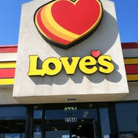 Photo taken at Love's Travel Stop by Andrew S. on 4/15/2012